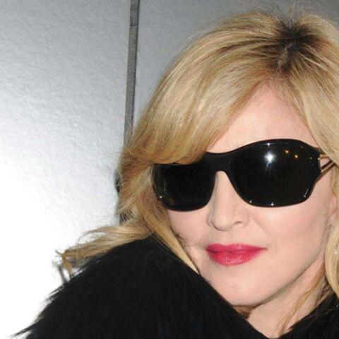 J'adopte le look vamp de Madonna