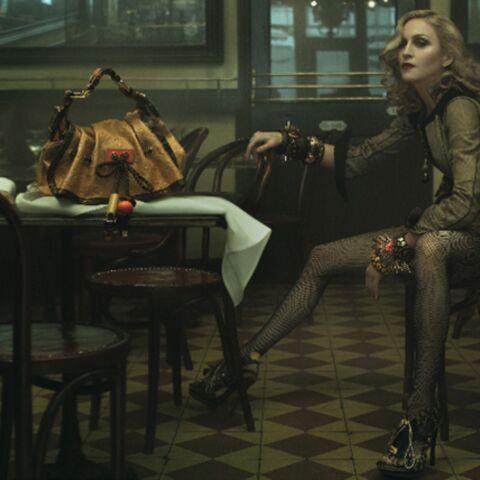 Madonna (re)joue la provoc' pour Louis Vuitton