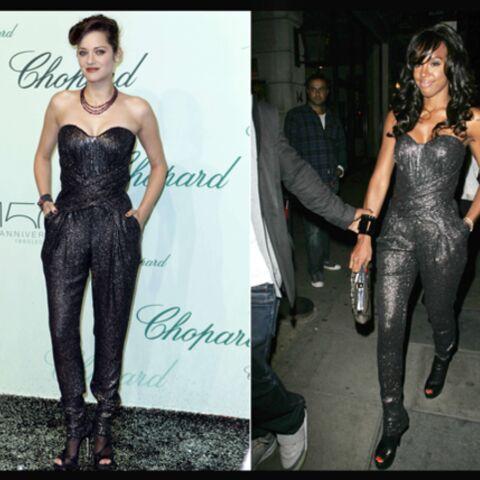 Mode- Kelly Rowland, Marion Cotillard: le match