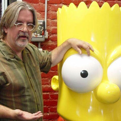Matt Groening fashionista pointu