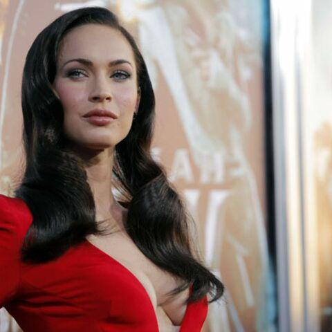 Megan Fox: la beauté parfaite selon Giorgio Armani