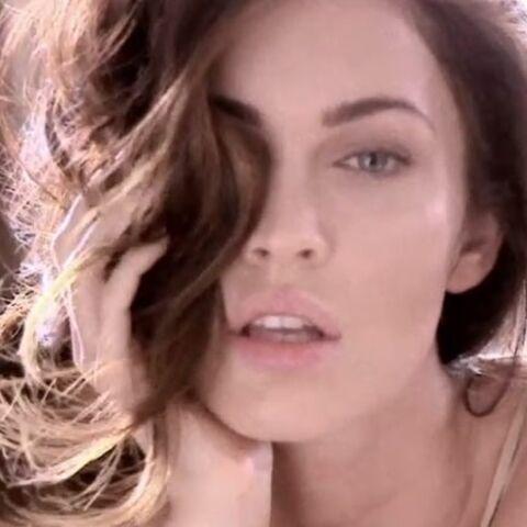 Vidéo: Megan Fox, divine Armani Beauty