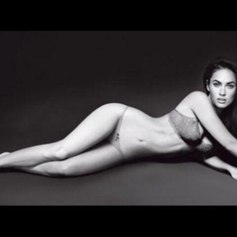Megan Fox: «Hot Stuff» pour Armani