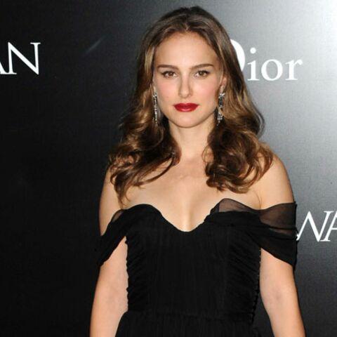 Natalie Portman, divine en Dior
