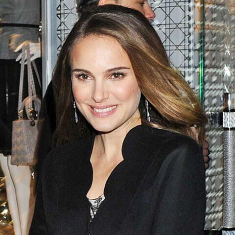 Natalie Portman choisit le prénom Alef, pour son fils
