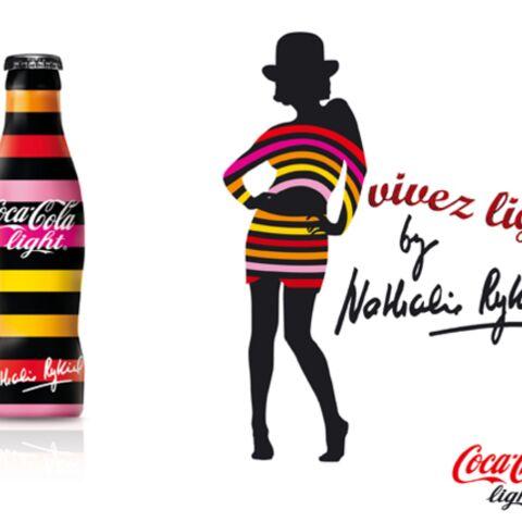 Le Coca-Cola Light sexy de Nathalie Rykiel
