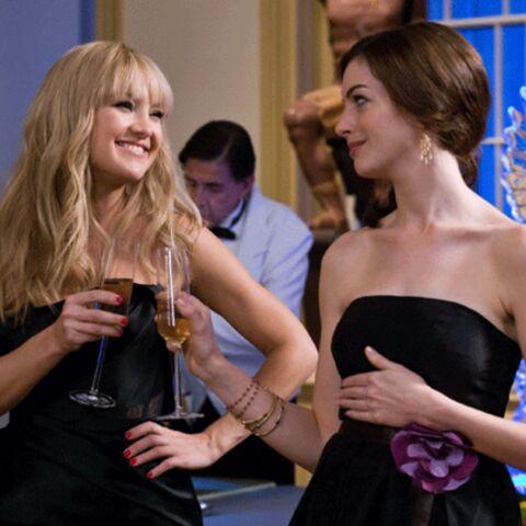 Kate Hudson et Anne Hathaway: leur fashion match