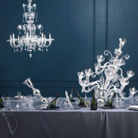Quand le design rencontre le champagne, c'est le luxe-plus-ultra!