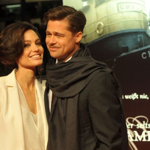 Angelina Jolie s'habille en Akris