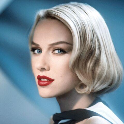 Glamour en Mugler Edition comme Naomi Watts