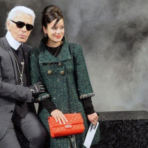 Tout le (beau) monde se presse chez Chanel
