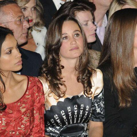 Pippa Middleton: it-girl to be à la Fashion Week de Londres
