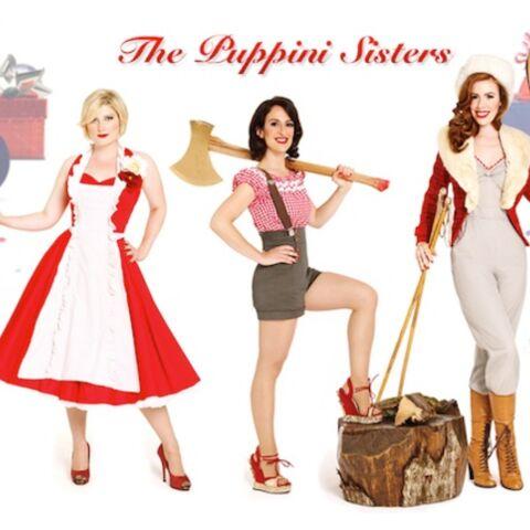 Interview-  Entrez dans la mode des Puppini Sisters