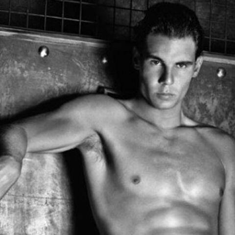 Rafael Nadal: jeu, set et poses sexy pour Armani
