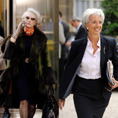 Christine Lagarde, Rama Yade…