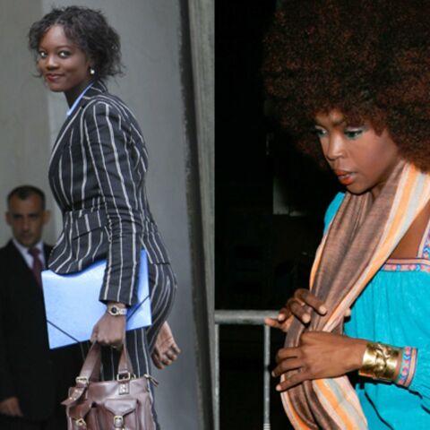 Rama Yade, style Lauryn Hill