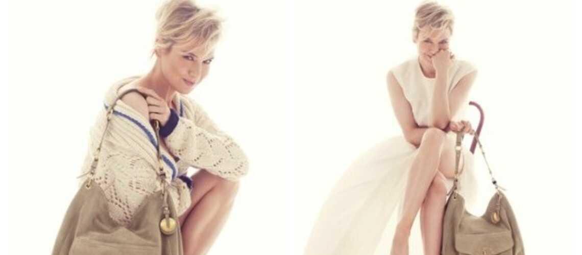 Renée Zellweger et Tommy Hilfiger: ensemble contre le cancer du sein