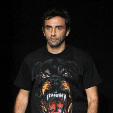 Riccardo Tisci in love with Givenchy