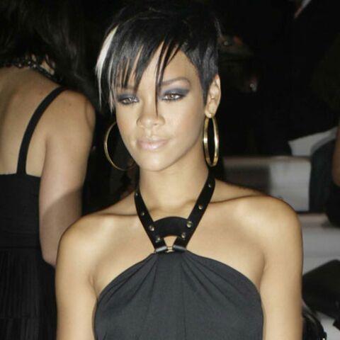 Rihanna bradée pour Gucci