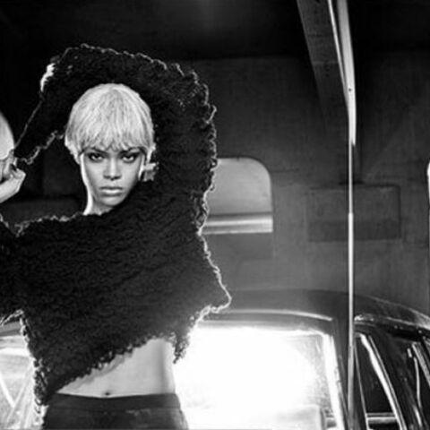 Rihanna: platine pour Armani