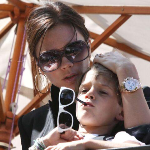 Roméo Beckham, le gène du style
