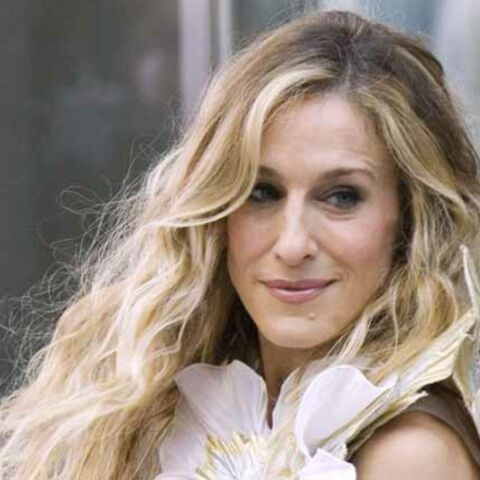 Sarah Jessica Parker, so fashion!