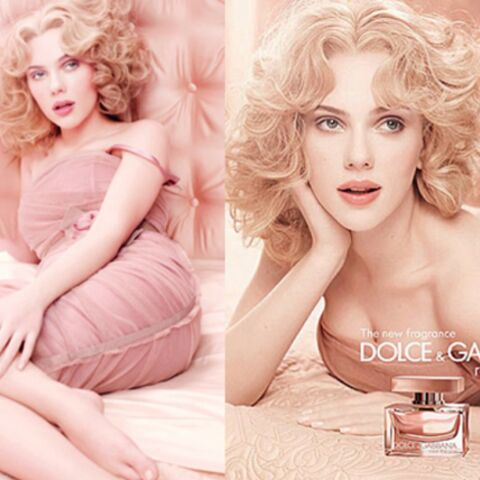 Scarlett Johansson, jolie fée Dolce