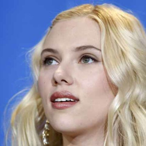 Scarlett Johansson à Cannes
