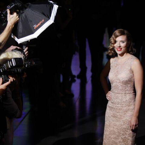 Scarlett Johansson, Bar Refaeli: les people à la Fashion Week de Milan