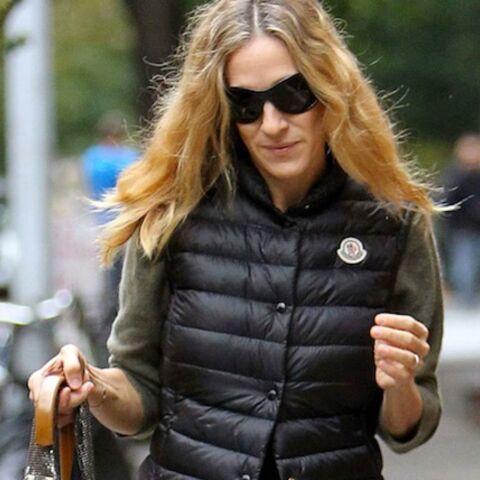 Shopping d'Automne avec Sarah Jessica Parker