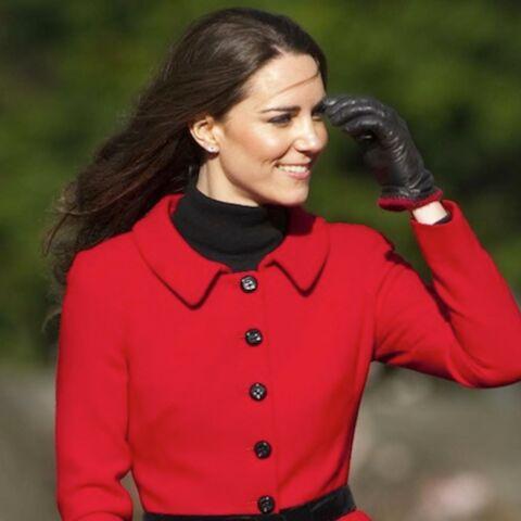 Shopping mode – Les tenues de Kate, future maman