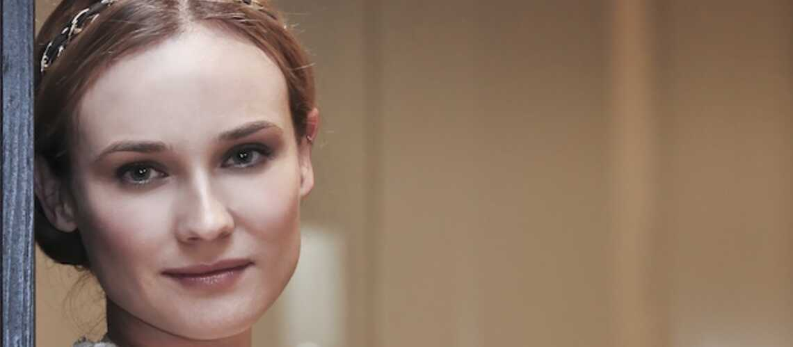 Shopping cool chic comme Diane Kruger