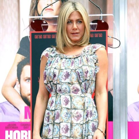 Shopping fleuri comme Jennifer Aniston