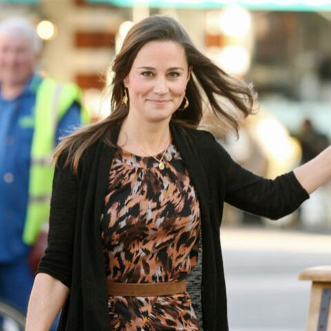 Shopping – Le look savane chic de Pippa Middleton