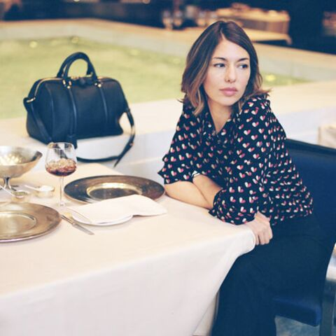Sofia Coppola poursuit sa collaboration avec Louis Vuitton