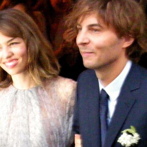 Sofia Coppola: mariée lilas en Azzedine Alaïa