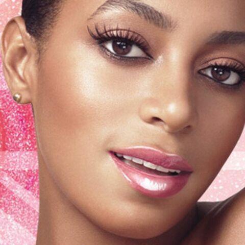 Solange Knowles égé-Rimmel