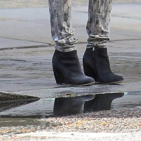 Les stars sont folles des souliers Rupert Sanderson