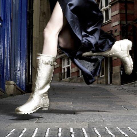 Kate Moss, Rachel Bilson, Blake Lively… Leur truc c'est le caoutchouc