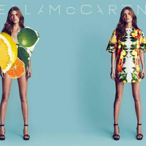Campagne fruitée pour Stella McCartney