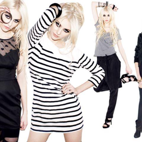 New Look craque pour Taylor Momsen