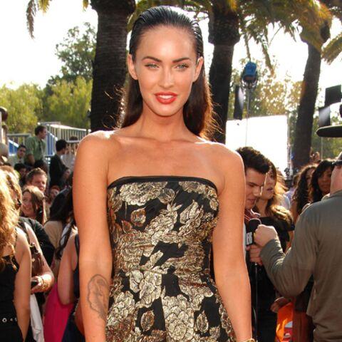 Megan Fox, Nicole Richie, Drew Barrymore… les stars osent le brocart
