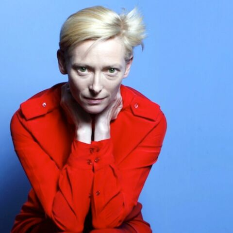 Tilda Swinton, cette androgyne fashion