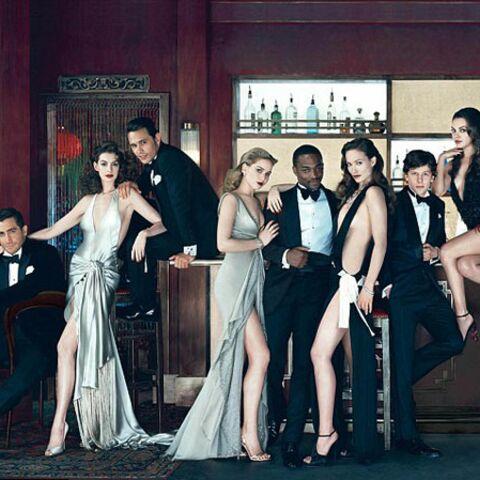 Vidéo – Vanity Fair: Hollywood issue!