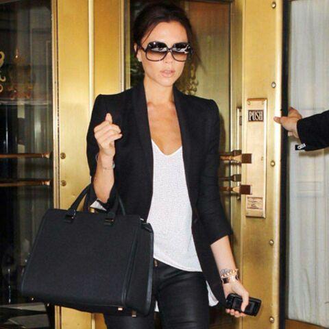 Victoria Beckham, créatrice de sacs indémodables