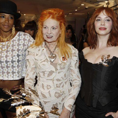 Vivienne Westwood fait briller Los Angeles