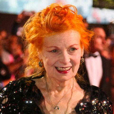 Vivienne Westwood, toujours à l'heure