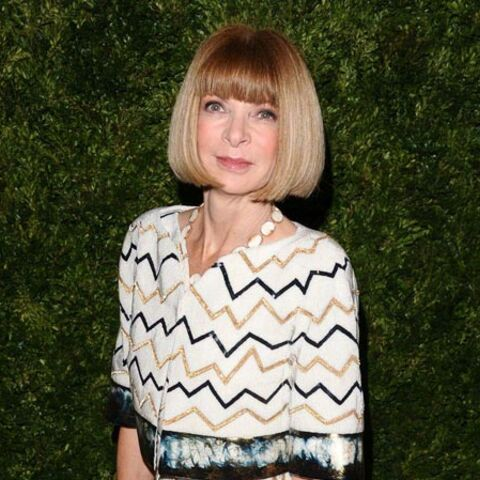 Photos- Anna Wintour distribue les fashion bons points