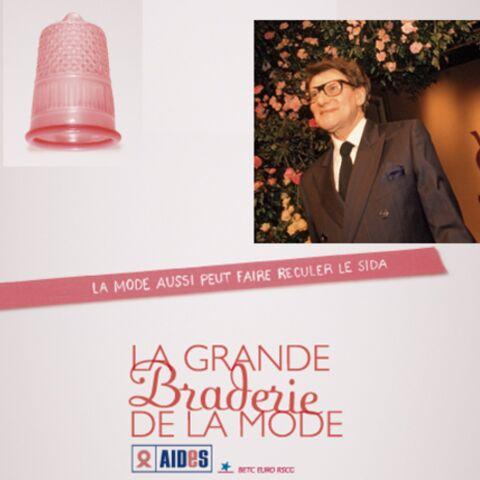 Grande Braderie de la Mode en hommage à Yves Saint-Laurent