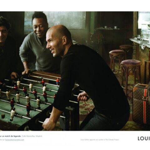 L'heure de la reconversion pour Zidane, Pelé et Maradona